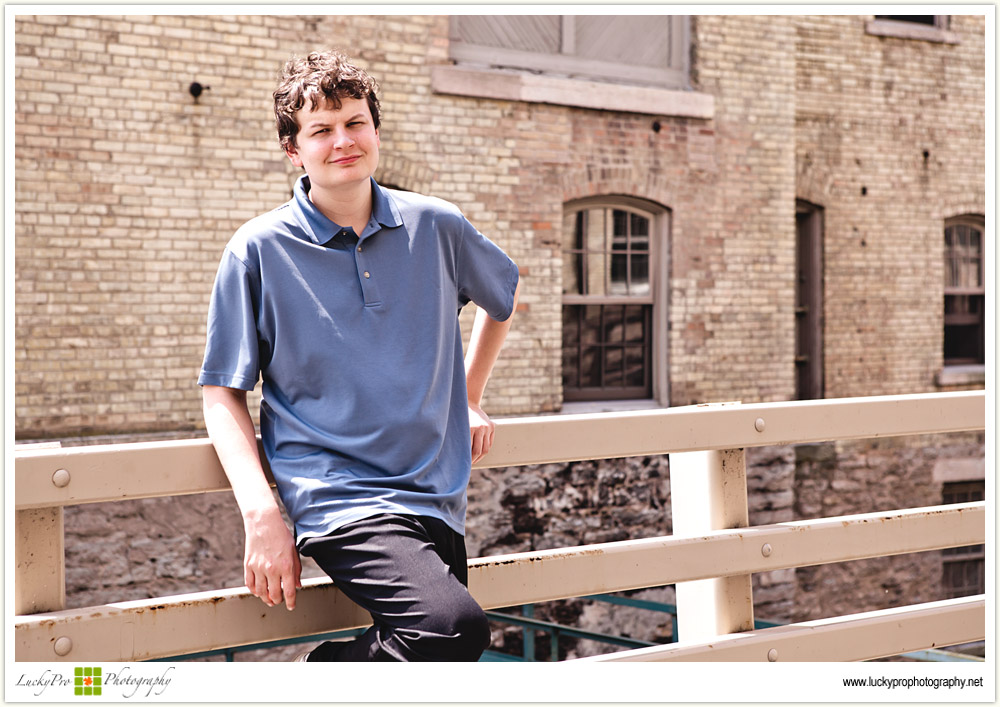 Graham Luedtke Senior Portraits