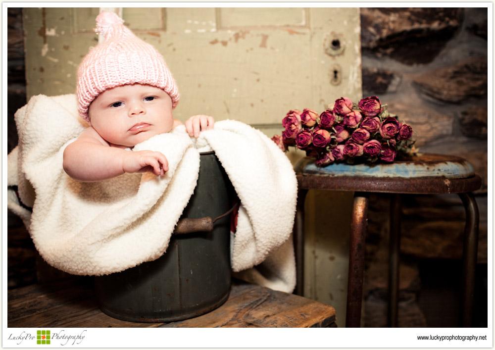 Sydney's Newborn Portraits