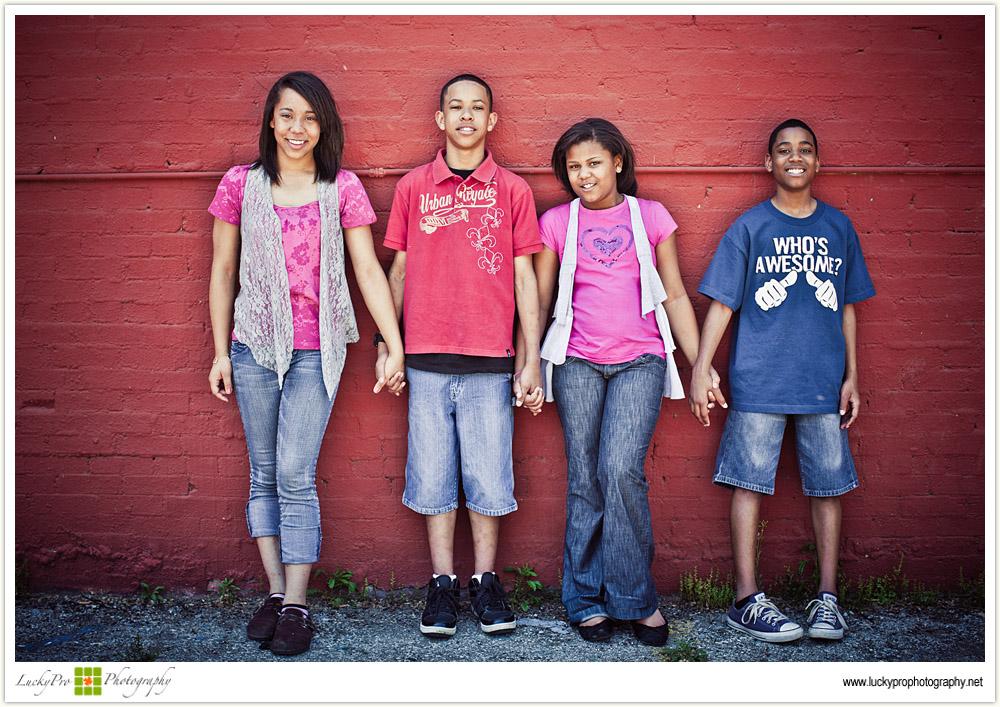 Tyisha & Family