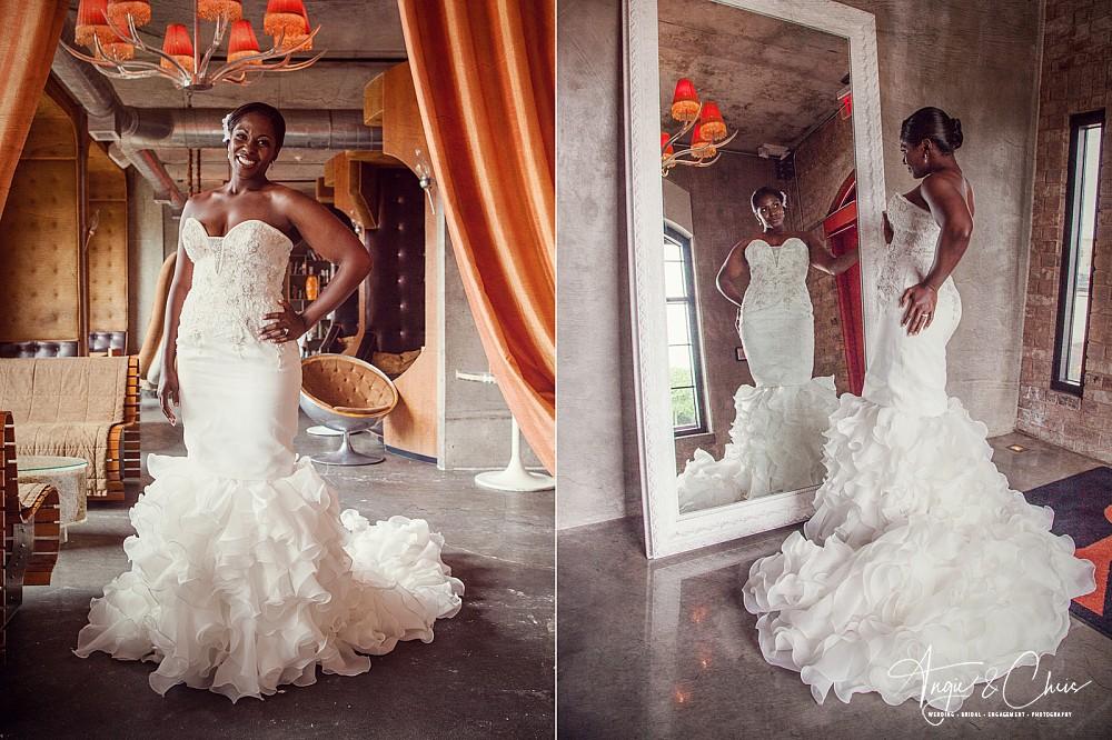 Anshwa Pennington Bridal Portraits