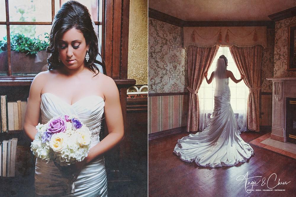 Claudia (Eustachio) Powell Bridal Portraits