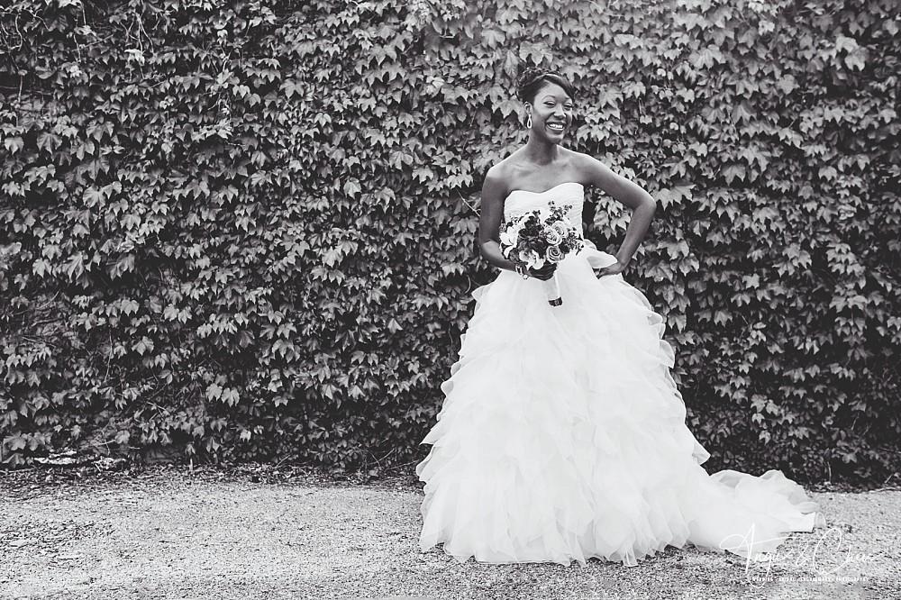 Shade Amarteifio Bridal Portraits