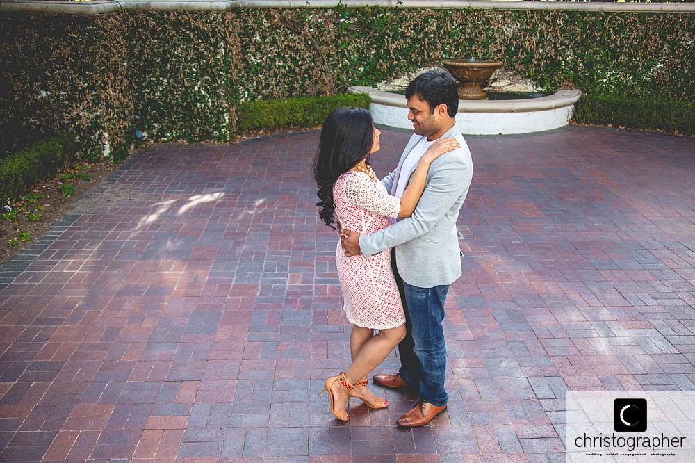 Pallavi & Rohith Engagement Session