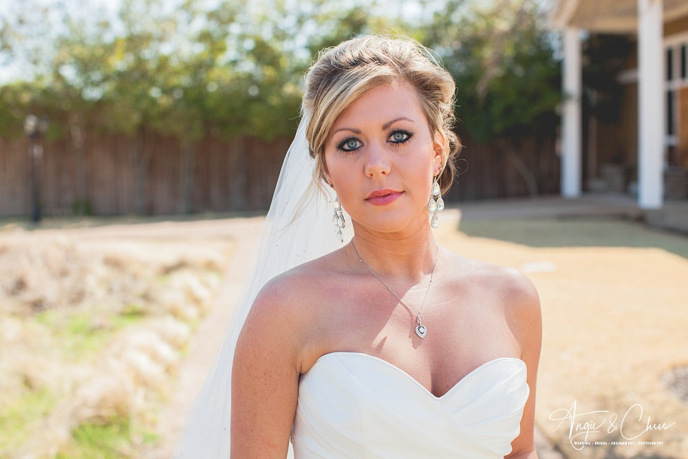 Brittany Pilant Bridal Portraits