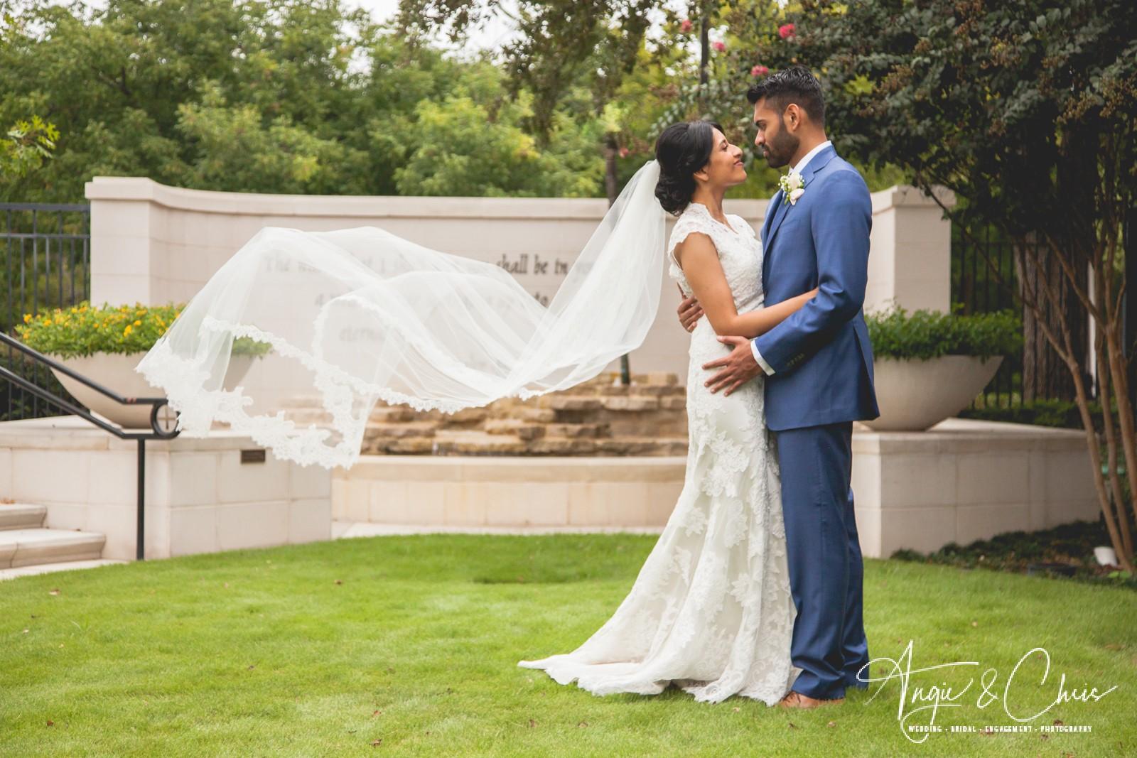 Blessy & Alex Thomas Wedding