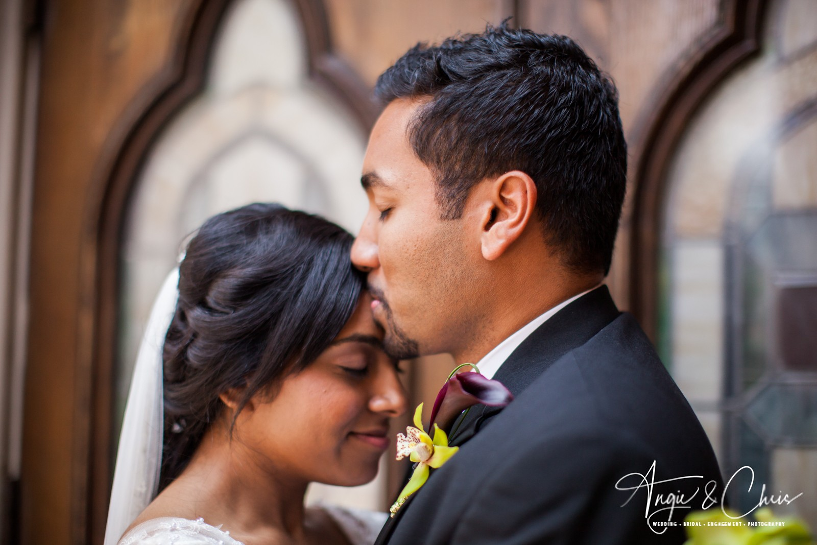 Betty & Anoop Mathew :: Wedding Day