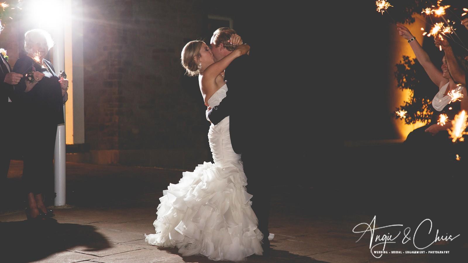 Brittany & Garrison Pilant Wedding