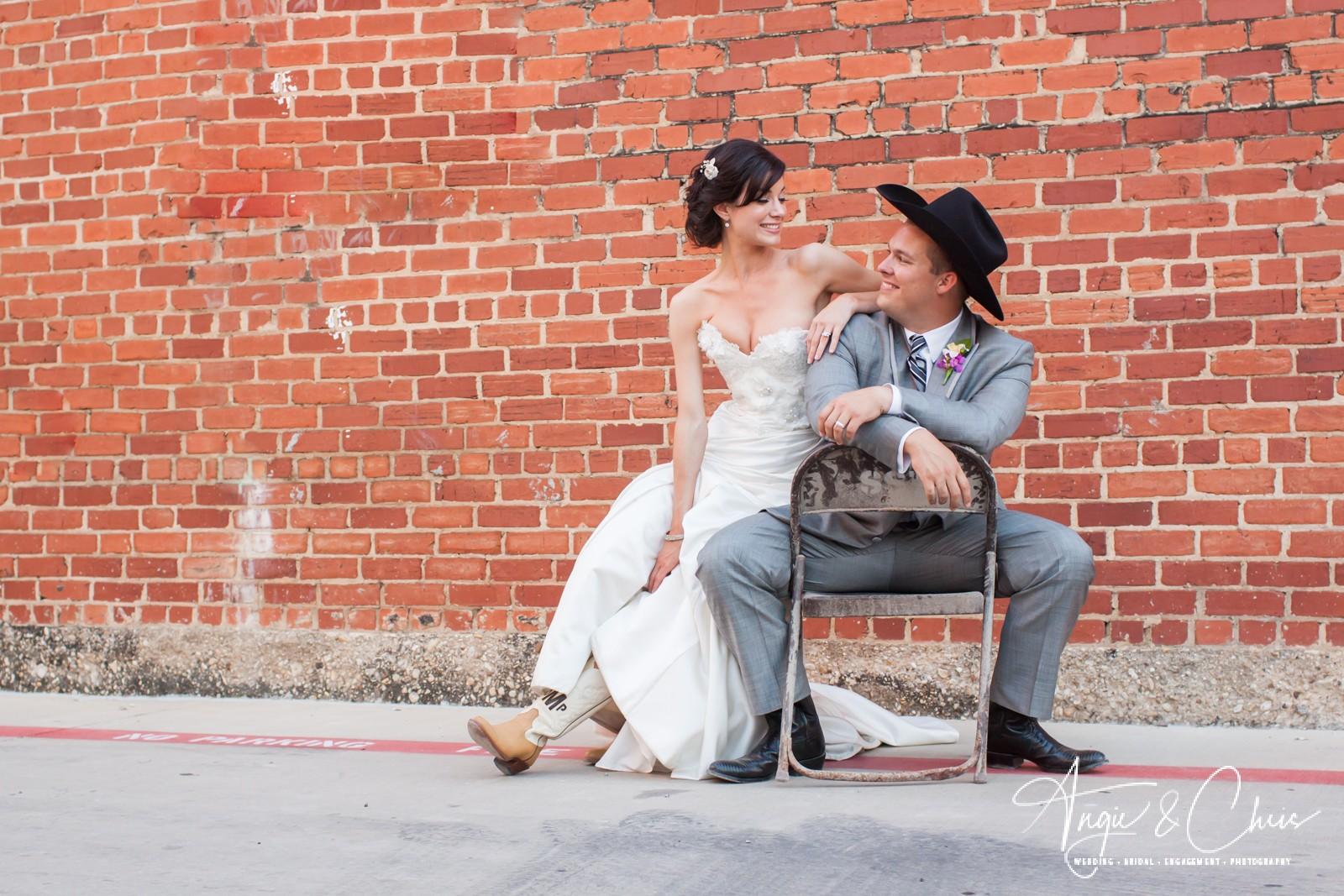 Dorothy & Scott McDonald Wedding