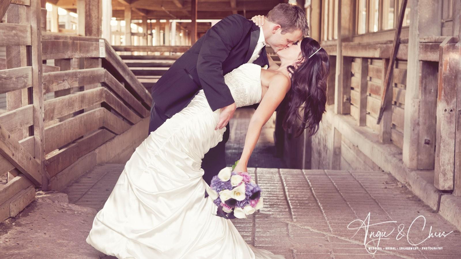Emily & Josh Hall Wedding